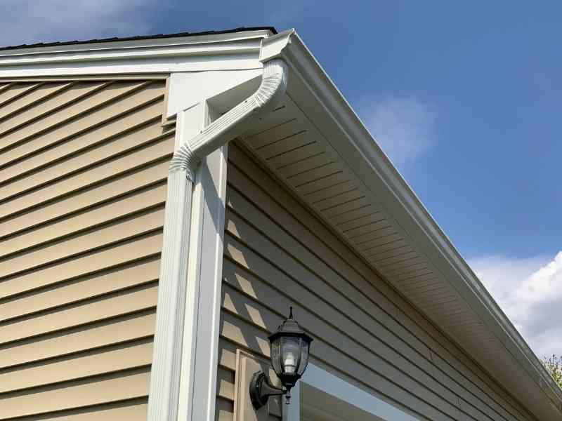 Vista Home Improvement gutters