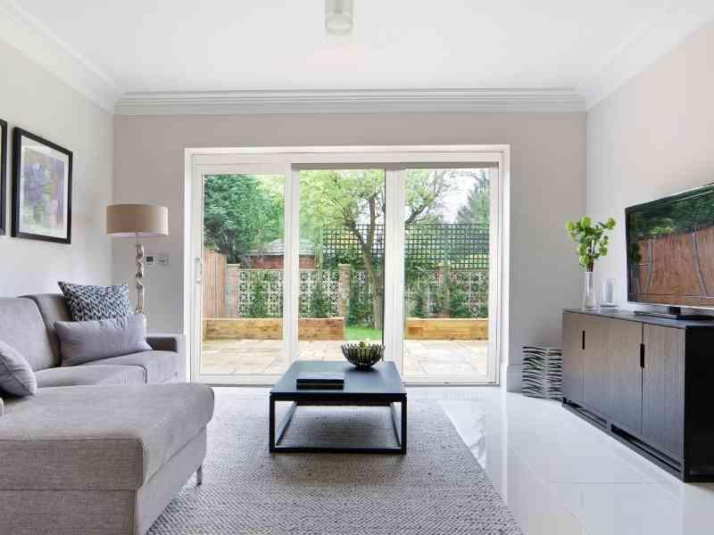 Vista Home Improvement sliding patio door